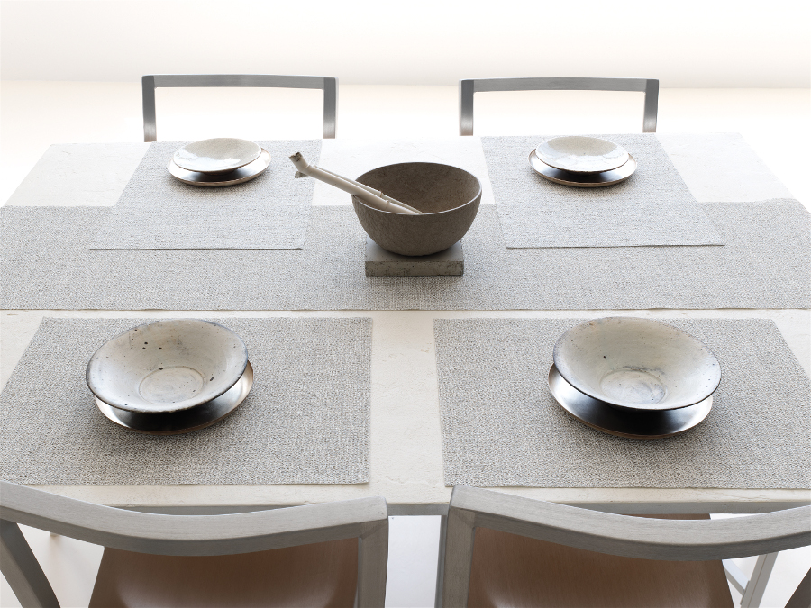 CHILEWICH: INNOVATIVE TEXTILES FOR YOUR TABLE