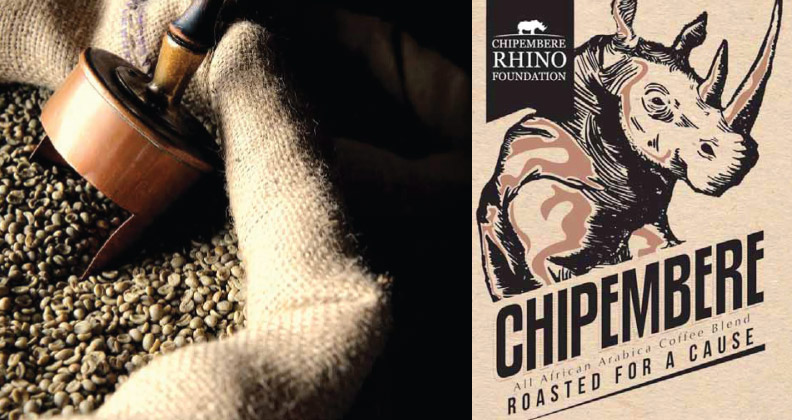 CHIPEMBERE RHINO COFFEE: ROASTED FOR A CAUSE