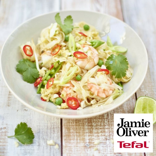Jamie Oliver Super Simple Pad Thai Home