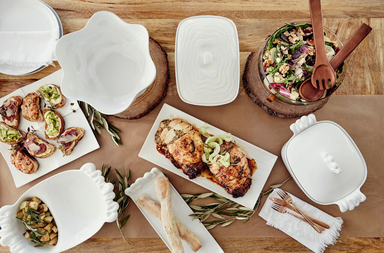 EFFORTLESS CASUAL DINING