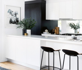 Monochrome Your Home