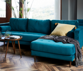 Bold Colours in Furniture