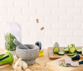 TOOLS FOR A HEALTHIER KITCHEN