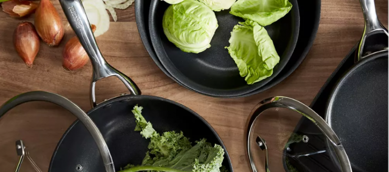 Things to consider when buying cookware.