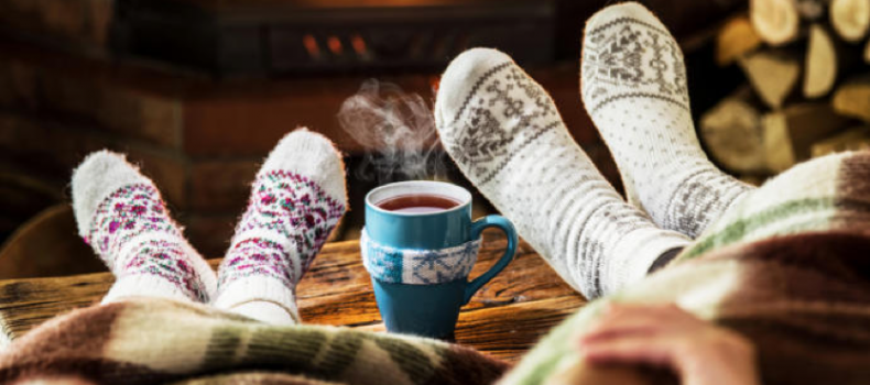 5 TIPS TO CREATE A WINTER COCOON
