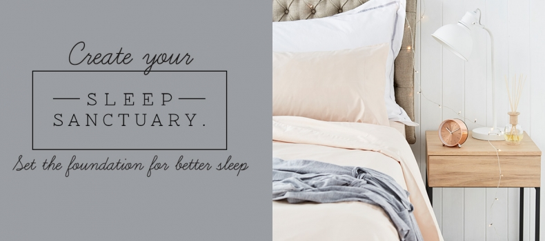 BUILDING THE FOUNDATION FOR BETTER SLEEP