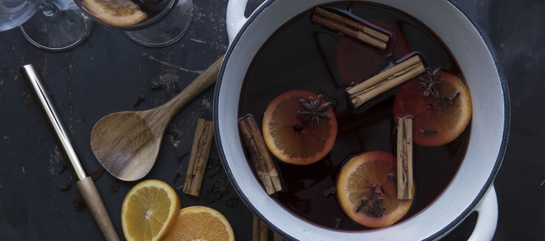 MULLED WINTER WINE 3 WAYS