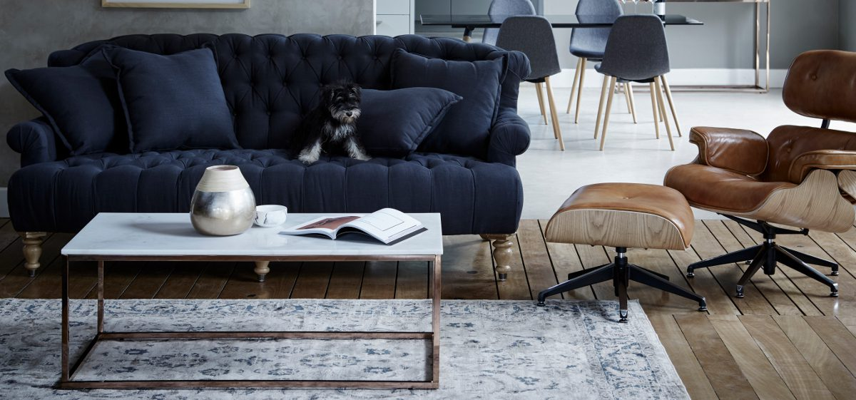 ONLINE SHOPPING BRINGS THE PERFECT FURNITURE HOME